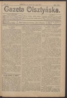 Gazeta Olsztyńska, 1907, nr 62
