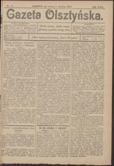 Gazeta Olsztyńska, 1907, nr 67