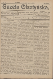 Gazeta Olsztyńska, 1907, nr 68
