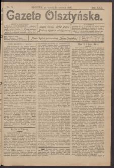 Gazeta Olsztyńska, 1907, nr 71