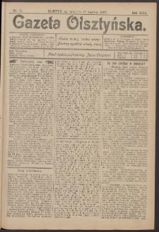 Gazeta Olsztyńska, 1907, nr 75