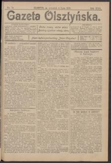 Gazeta Olsztyńska, 1907, nr 78