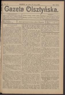 Gazeta Olsztyńska, 1907, nr 82