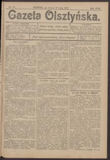 Gazeta Olsztyńska, 1907, nr 83