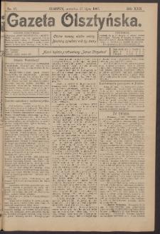 Gazeta Olsztyńska, 1907, nr 87