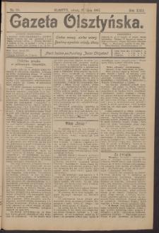 Gazeta Olsztyńska, 1907, nr 88