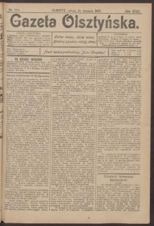 Gazeta Olsztyńska, 1907, nr 100