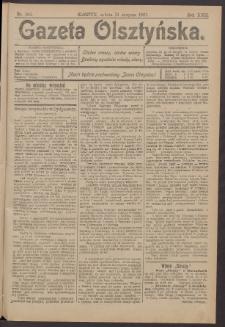 Gazeta Olsztyńska, 1907, nr 103