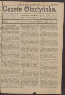 Gazeta Olsztyńska, 1907, nr 107