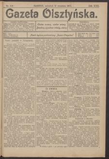 Gazeta Olsztyńska, 1907, nr 108