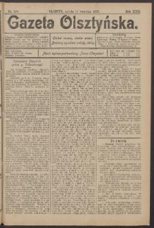 Gazeta Olsztyńska, 1907, nr 109