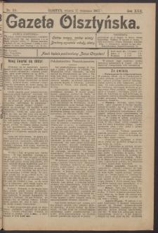 Gazeta Olsztyńska, 1907, nr 110
