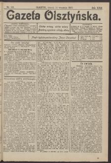 Gazeta Olsztyńska, 1907, nr 113
