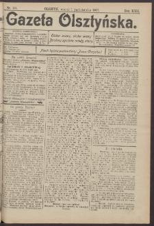 Gazeta Olsztyńska, 1907, nr 116