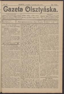 Gazeta Olsztyńska, 1907, nr 117