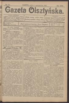 Gazeta Olsztyńska, 1907, nr 118