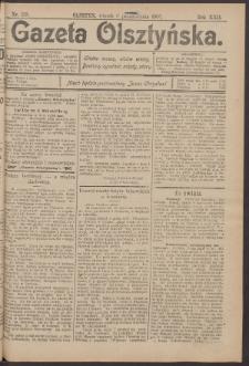 Gazeta Olsztyńska, 1907, nr 119