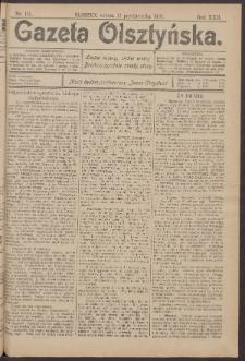 Gazeta Olsztyńska, 1907, nr 121