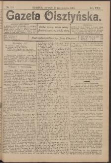 Gazeta Olsztyńska, 1907, nr 123