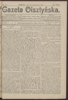 Gazeta Olsztyńska, 1907, nr 124