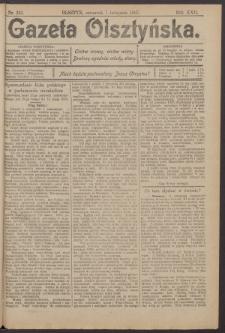 Gazeta Olsztyńska, 1907, nr 132