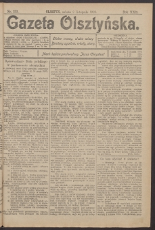 Gazeta Olsztyńska, 1907, nr 133