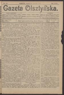 Gazeta Olsztyńska, 1907, nr 134