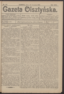 Gazeta Olsztyńska, 1907, nr 136
