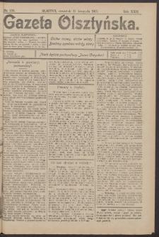 Gazeta Olsztyńska, 1907, nr 138
