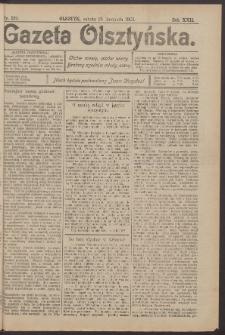Gazeta Olsztyńska, 1907, nr 139