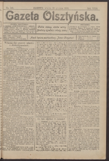 Gazeta Olsztyńska, 1907, nr 146