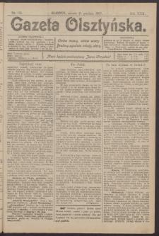 Gazeta Olsztyńska, 1907, nr 151