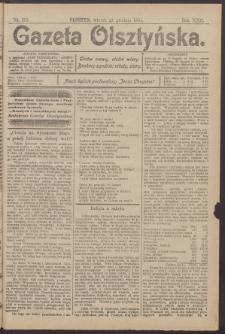 Gazeta Olsztyńska, 1907, nr 152