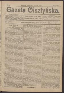 Gazeta Olsztyńska, 1908, nr 4