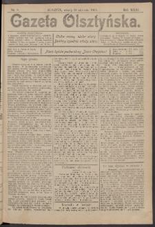 Gazeta Olsztyńska, 1908, nr 8