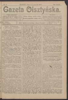 Gazeta Olsztyńska, 1908, nr 9