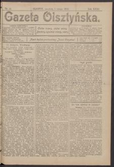 Gazeta Olsztyńska, 1908, nr 14