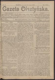 Gazeta Olsztyńska, 1908, nr 18