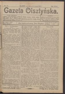 Gazeta Olsztyńska, 1908, nr 20
