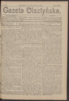 Gazeta Olsztyńska, 1908, nr 23