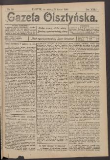 Gazeta Olsztyńska, 1908, nr 26