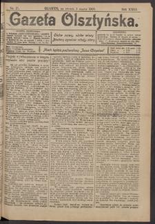 Gazeta Olsztyńska, 1908, nr 27