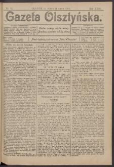 Gazeta Olsztyńska, 1908, nr 32
