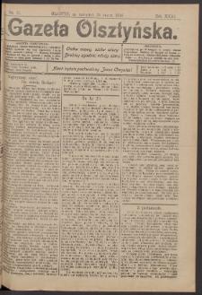 Gazeta Olsztyńska, 1908, nr 37