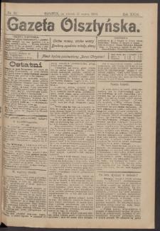 Gazeta Olsztyńska, 1908, nr 39
