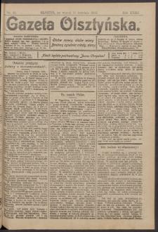 Gazeta Olsztyńska, 1908, nr 45