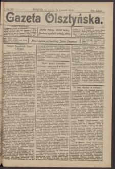 Gazeta Olsztyńska, 1908, nr 49