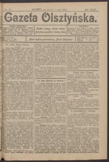 Gazeta Olsztyńska, 1908, nr 53