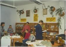 [Oddział dla dzieci w Miejsko-Gminnej Bibliotece Publicznej w Korszach. 2]
