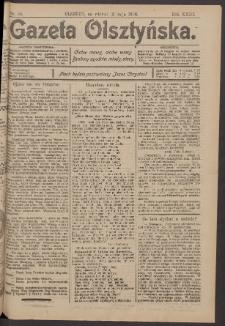 Gazeta Olsztyńska, 1908, nr 56